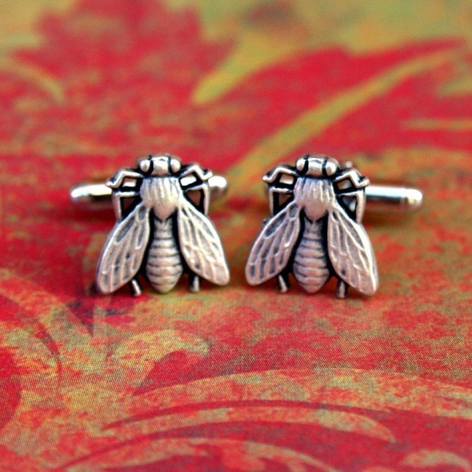 Cufflinks - Fly