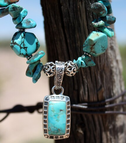 Selma Turquoise Necklace