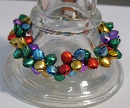 Jingle Bell Elastic bracelet