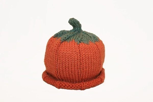 Snuggly Wool Pumpkin 0-3 months