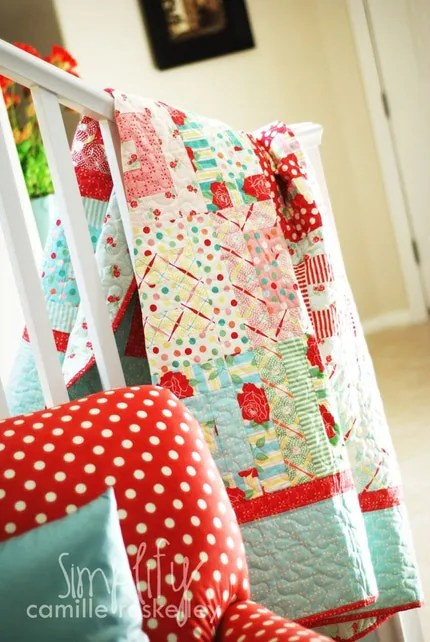 Jelly Filled quilt