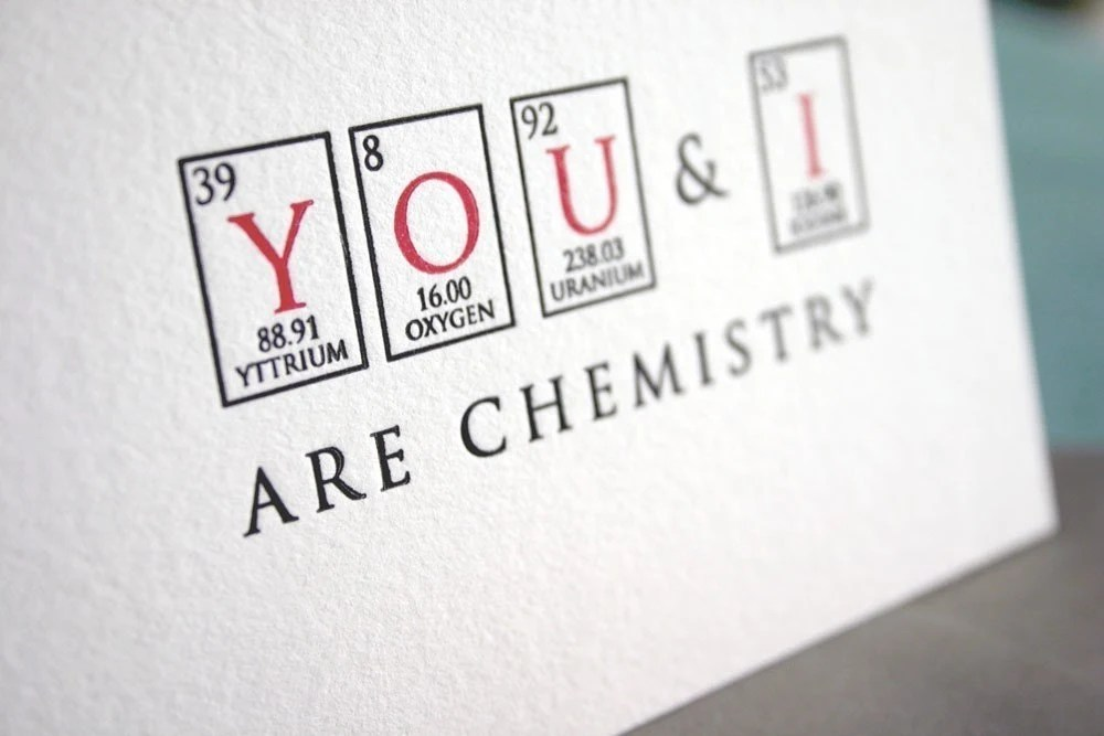 Sexy, nerdy love notes