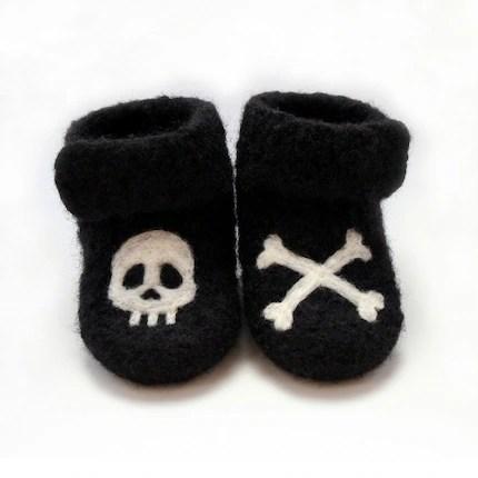 arrgghh wee pirate booties