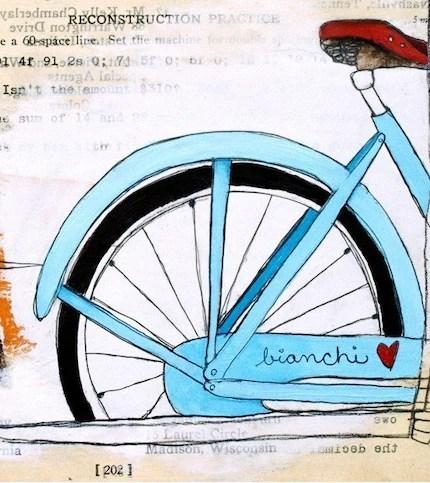 the estate of things chooses i heart my bike