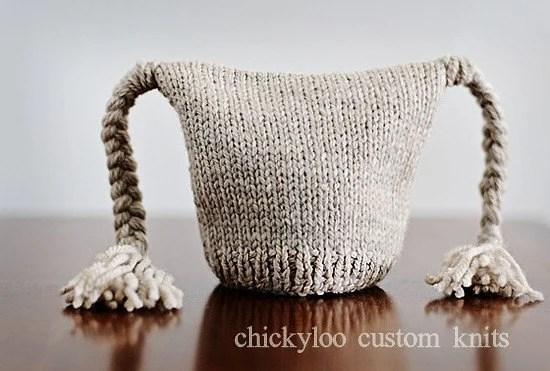 Braided Hat - Seashell