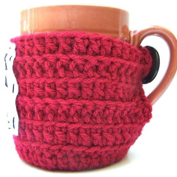 How I  roll funny coffee mug cozy handmade