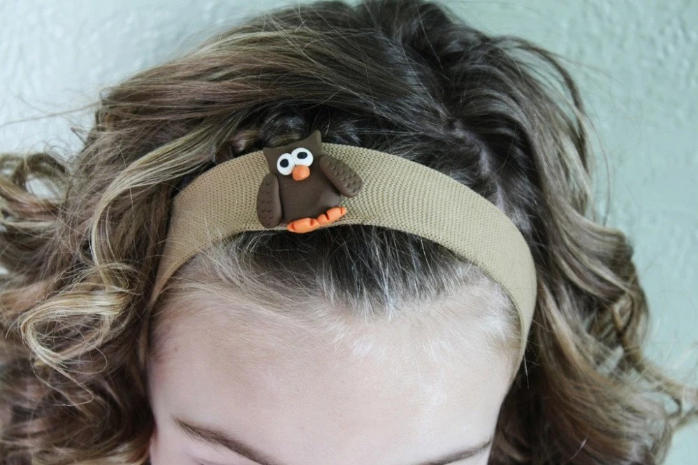 Owl Headband