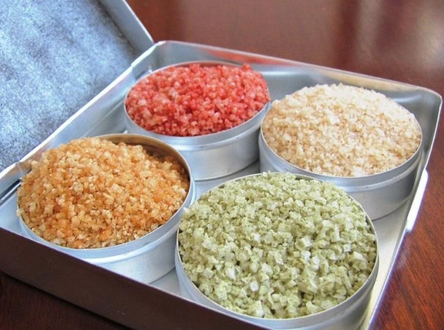Savory Blend Sea Salts