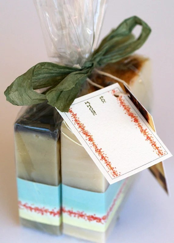 Two Soaps Gift Pack by New Earth Soaps