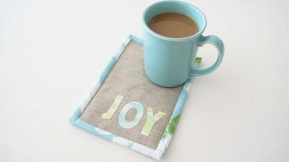 Custom Mug Rugs
