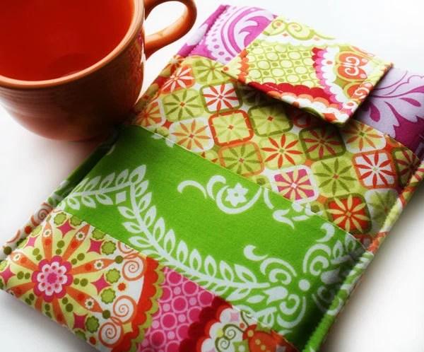 Funky Handmade ipad, kindle and laptop sleeves