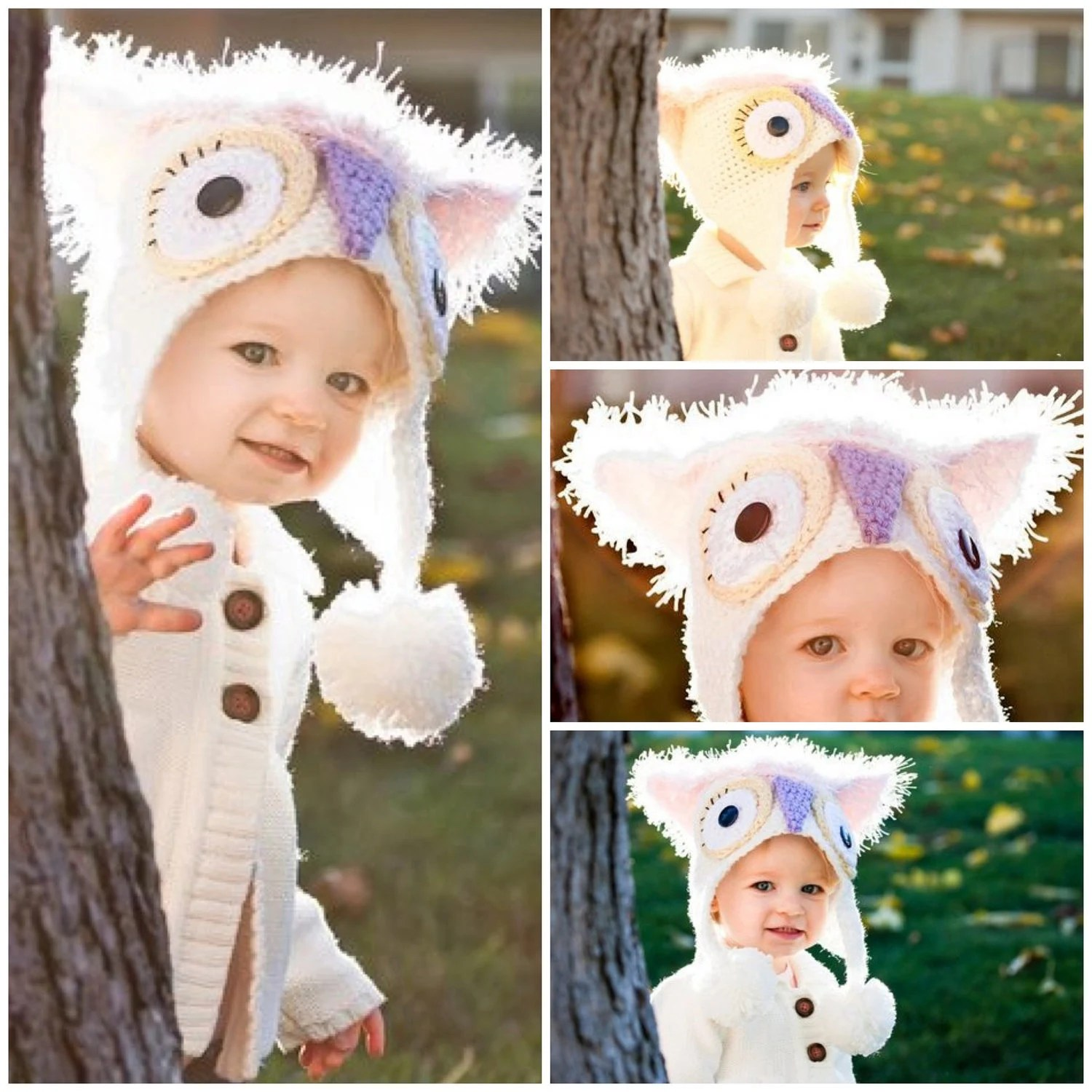 Speckled Frog's Mystic Owl Hat