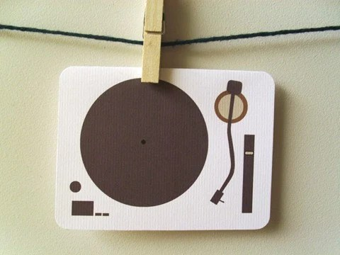 turn table card by 4four