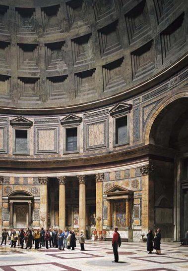 Struth Pantheon