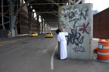 Graffiti, Harlem, 2015 © Rebecca Locke