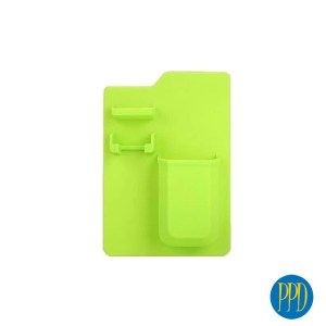 silicone-shower-caddy-blue yellow