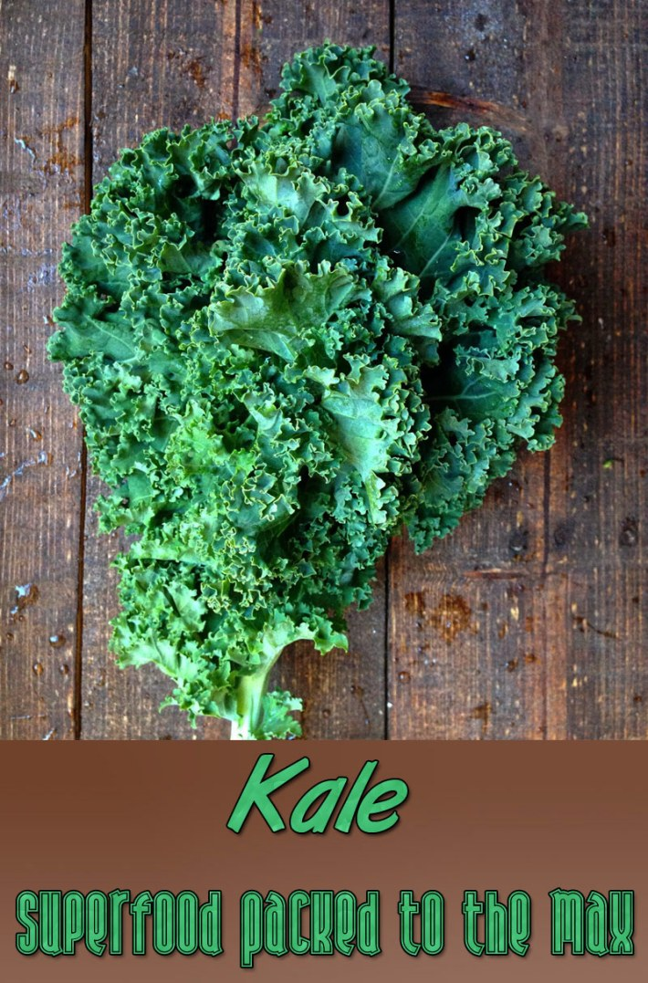 Kale – Superfood Packed to the Max