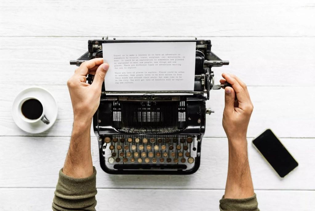writing an anthology