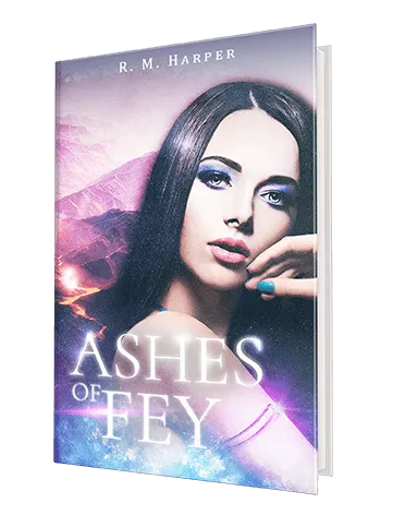 Ashes of Fey book cover