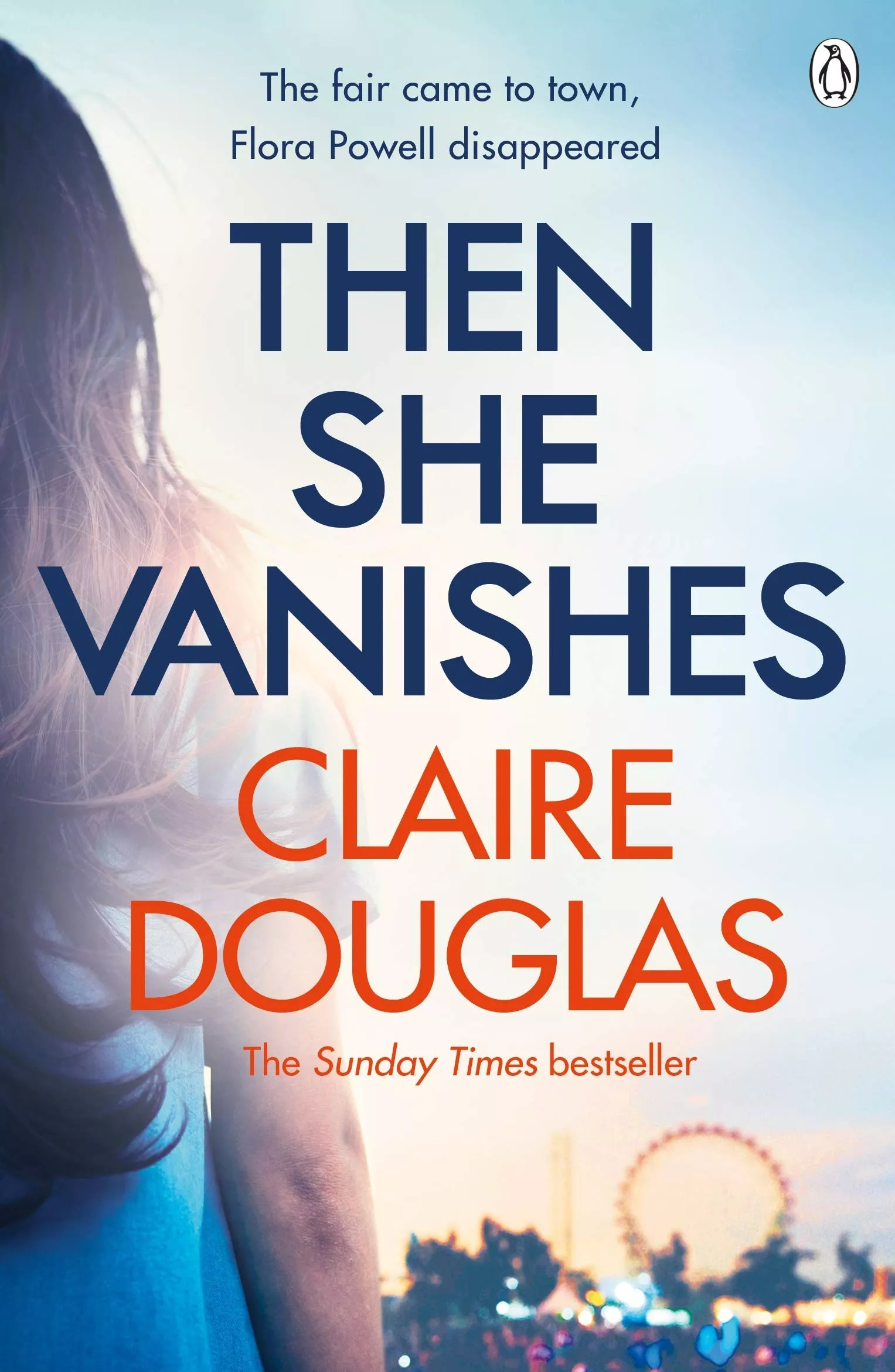 then she vanishes - claire douglas
