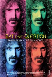 Eat That Question: Frank Zappa in His Own Words – Magnetlank