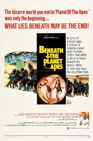 Beneath the Planet of the Apes – Magnetlank