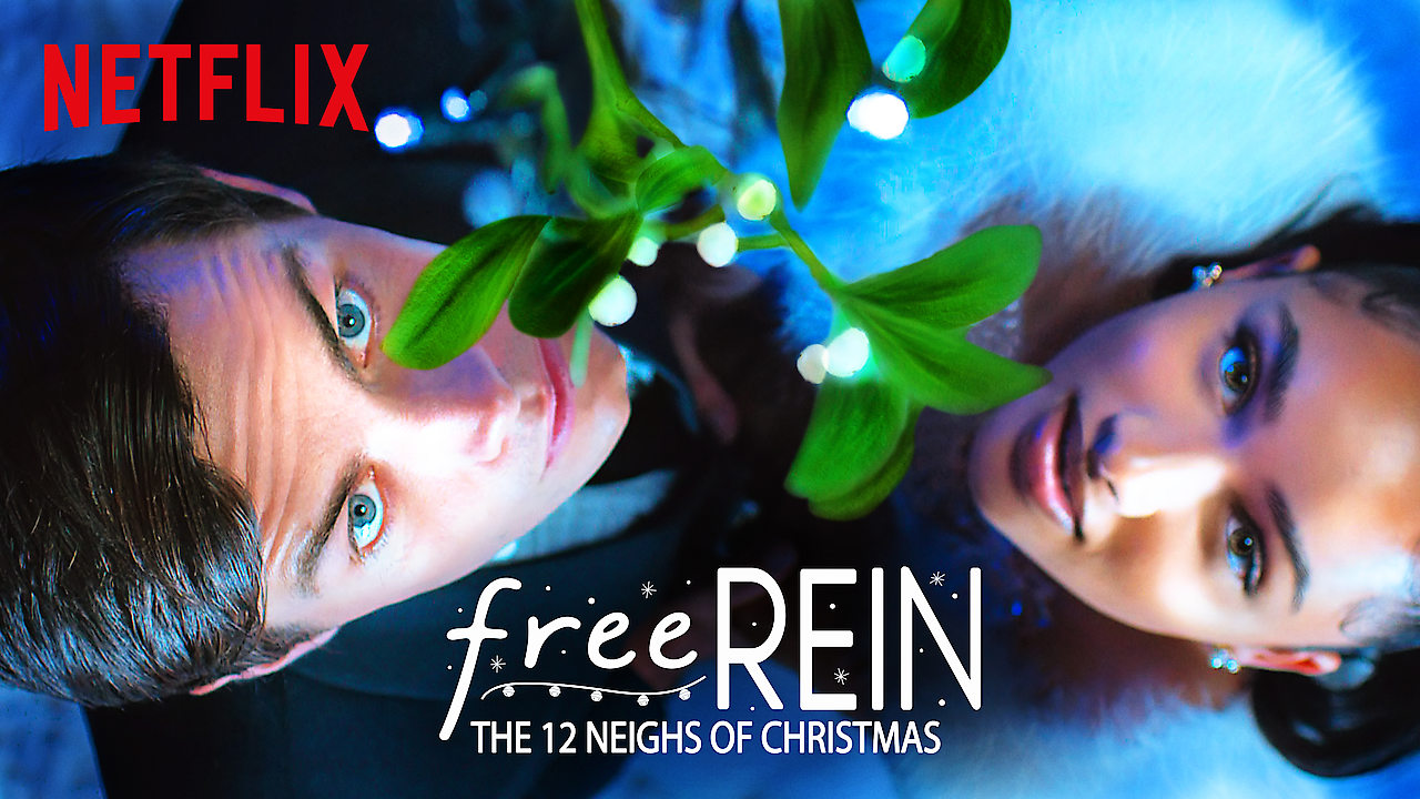 Free Rein The Twelve Neighs of Christmas