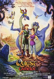 The Magic Sword: Quest for Camelot
