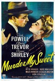 Murder, My Sweet