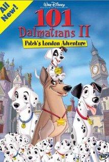 101 Dalmatians 2: Tuffs äventyr i London