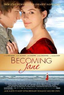 En ung Jane Austen