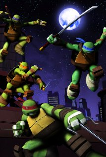 Teenage Mutant Ninja Turtles Animatilon