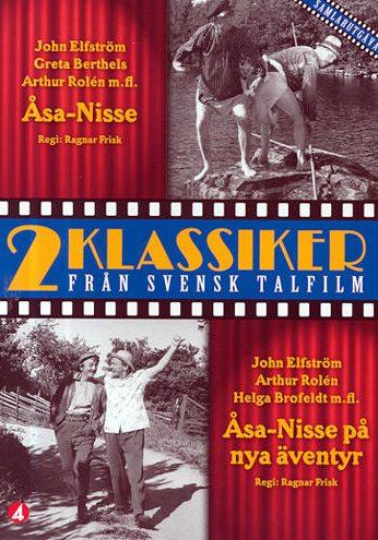 Åsa-Nisse på nya äventyr