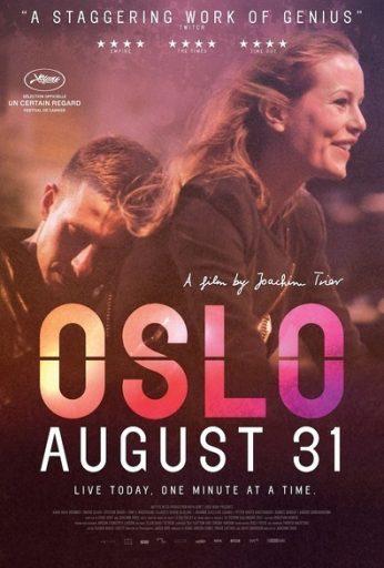 Oslo, 31 augusti