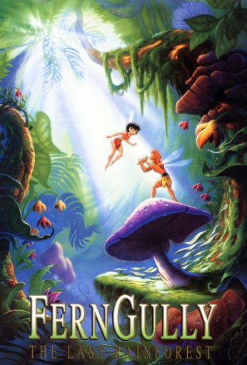 FernGully – Den sista regnskogen