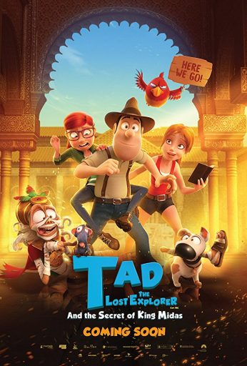 Tad Stones 2 : The Lost Explorer And The Secret Of King Midas