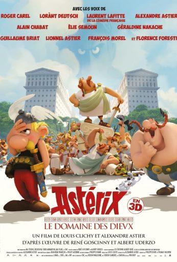 Asterix Le Domaine Ces Dieux
