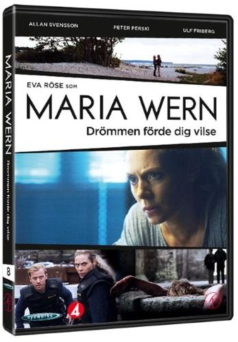 Maria Wern – Drömmen förde dig vilse