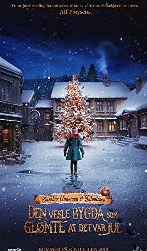 Snekker Andersen Og Den Vesle Bygda Som Glømte At Det Var Jul