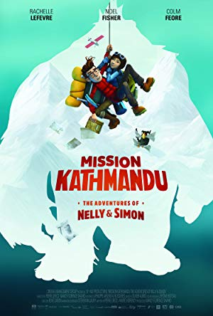 Mission Kathmandu: The Adventures of Nelly & Simon
