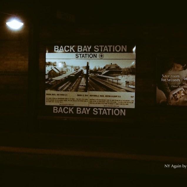 Backbaystation