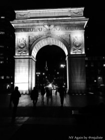 WashingtonSq arch