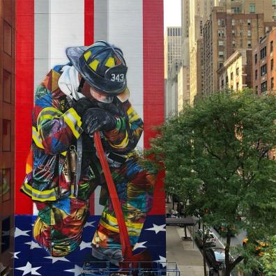 A 9/11 Tribute - www.urbancanvas.com.ar