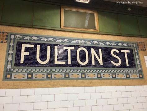 Fulton subway