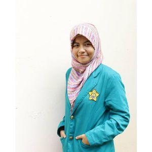 Ayi sang calon dokter hewan shalihah (sumber:IG @cutdekayi)