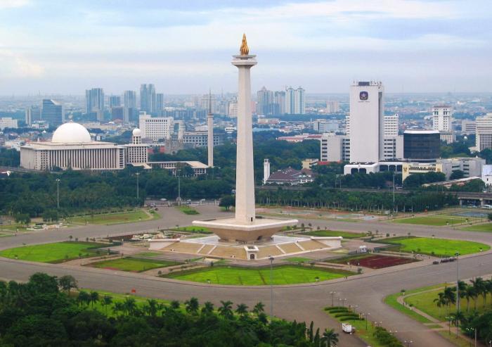 Monas sebagai ikon Ibukota Jakarta. Gambar dari sini.