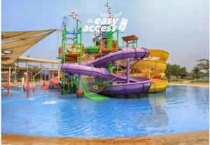 go wet water park bekasi
