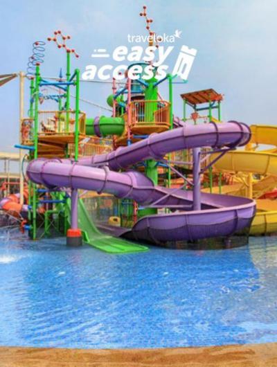 Go Wet Water Park, Destinasi Wisata Air yang Direkomendasikan Buat Kamu