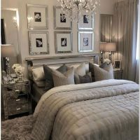 42 Love The Neutral Color For Master Bedroom Idea 54
