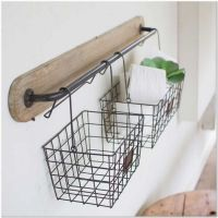 The Best Way to Use Wire Baskets for Home Storage with These 32 Pictures